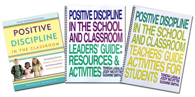 positive discipline association classroom educator training